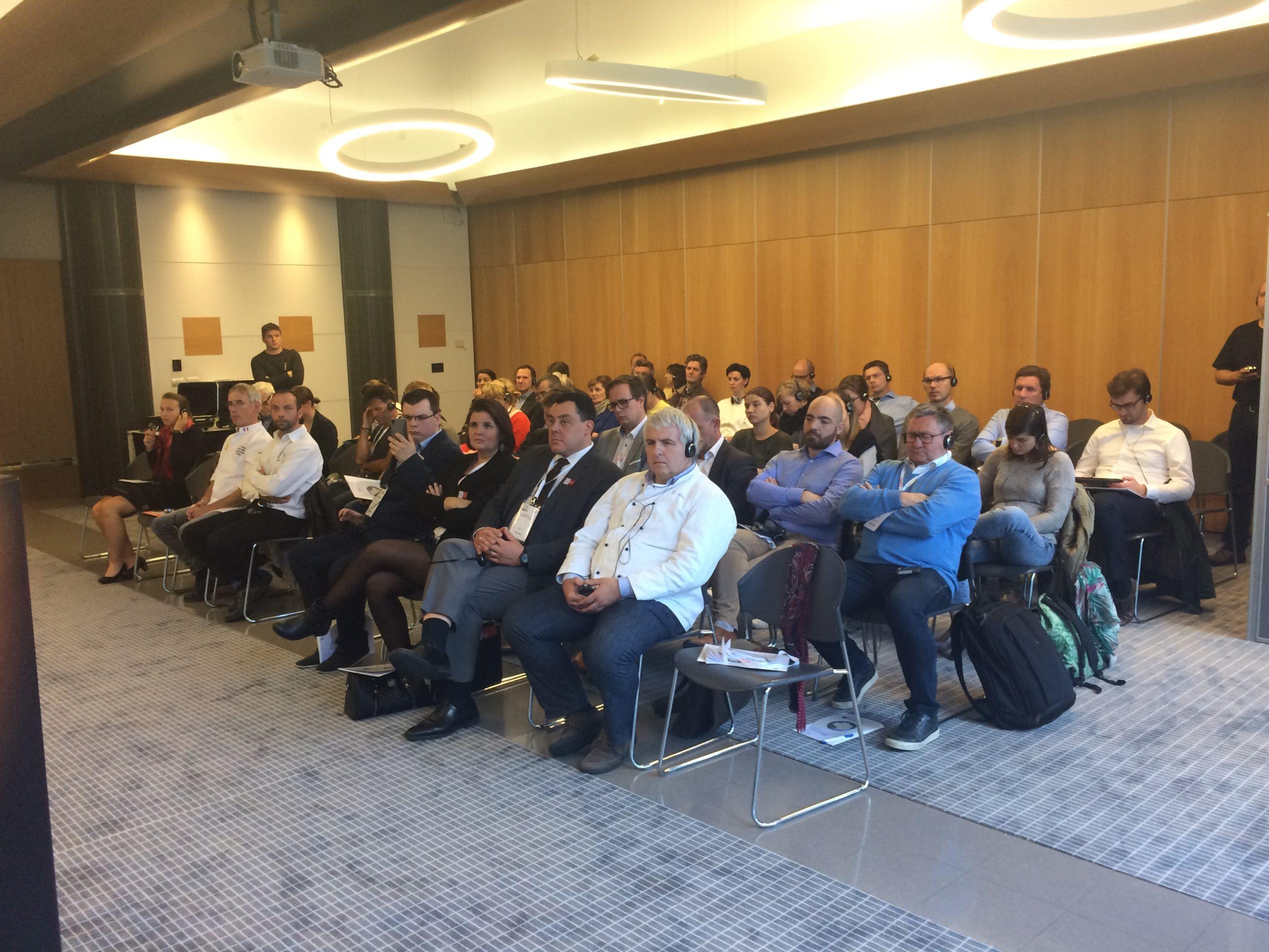 Participants au lancement