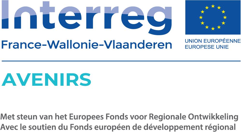 Logo Interreg - France Wallonie Vlaaderen