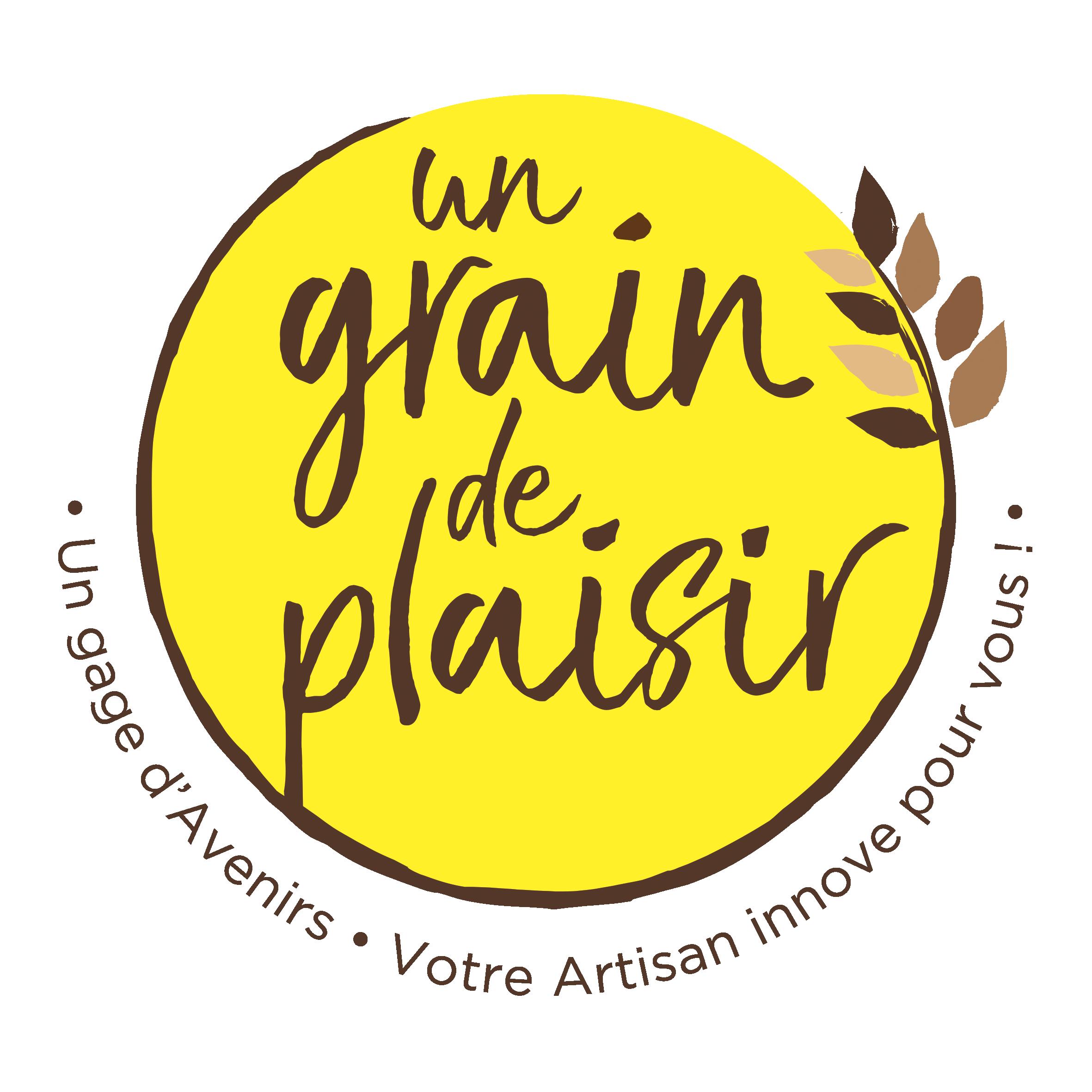 Logo Un grain de plaisir