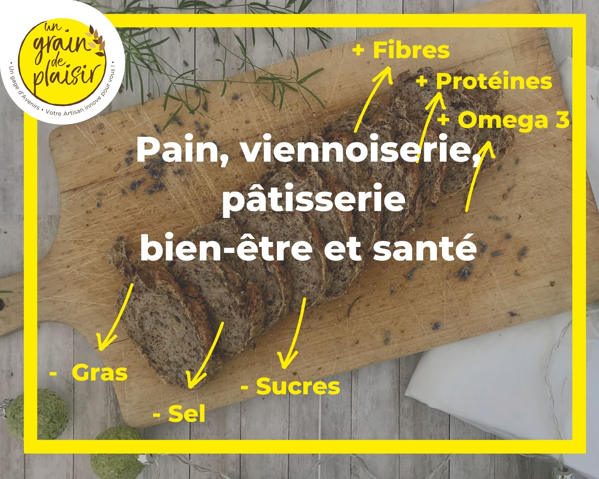 formation innovante en boulangerie artisanalere et santé