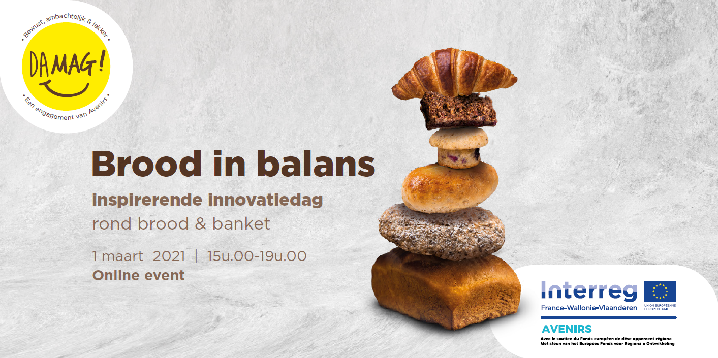 Brood in balans